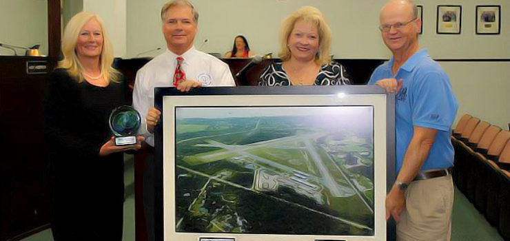 Florida Airports Council Award 2014